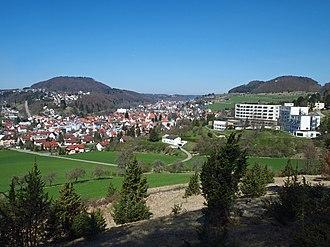 Swabian Jura - Albstadt-Truchtelfingen