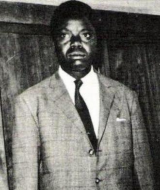 Congo Crisis - The President of secessionist Katanga, Moïse Tshombe