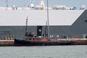 Little Ships of Dunkirk - ST Challenge