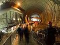 Tunel Blanka, strojovna vzduchotechniky.jpg