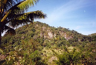 United Nations Security Council Resolution 1677 - Mountain in East Timor