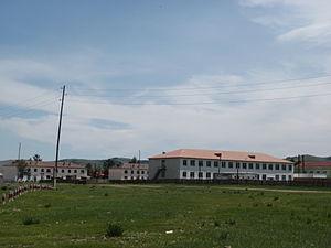 Tüvshrüülekh - School