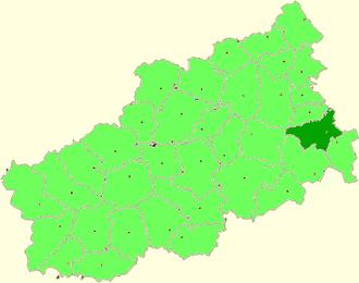Kashinsky District - Image: Tver oblast Kashin
