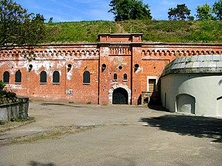 Toruń Fortress
