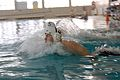 U.S. Marines with 1st Reconnaissance Battalion swim during a water polo tournament at Al Asad Air Base, Iraq, March 15, 2009 090315-M-KL291-033.jpg