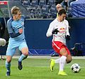 UEFA Youth League FC Salzburg gegen Manchester City FC ( 8. Februar 2017) 84.jpg