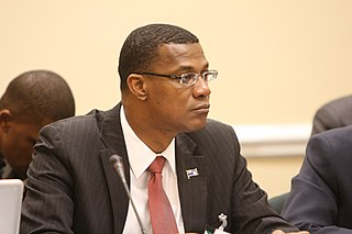 Rufus Ewing politician of Turks and Caicos Islands