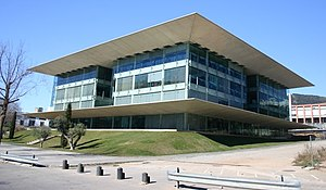 Polytechnic University of Catalonia - Nexus 2 building, North Campus