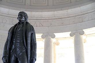 Jefferson Memorial - Thomas Jefferson Memorial