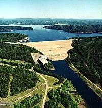 USACE DeGray Dam and Lake.jpg