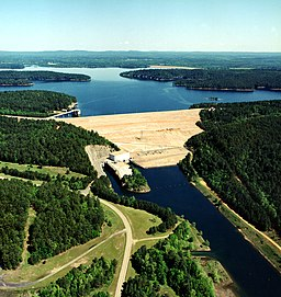 USACE DeGray Dam and Lake.jpg