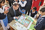 USAID signs Education Agreement and Launches Mobile Bus Library Program (15823277181).jpg