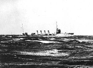 USS Ammen (DD-35) - Image: USS Ammen (DD 35)
