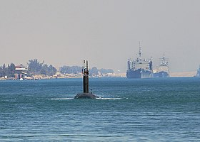 Image illustrative de l'article USS Boise (SSN-764)