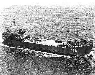 USS <i>Dunn County</i> (LST-742)