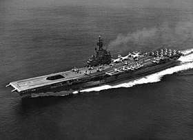 USS Hancock (CVA-19) underway July 1957.jpg