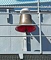 USS Hornet bell closer.jpg