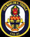 USS Mahlon S. Tisdale (FFG-27) COA.png