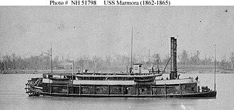 USS Marmora (1862) - USS Marmora