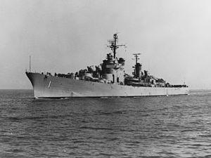 USS Norfolk (DL-1) underway c1954.jpg