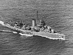 USS Ralph Talbot (DD-390) underway in Hawaiian waters, circa in December 1942 (19-N-40190).jpg