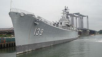 USS Salem (CA-139) - Image: USS Salem museum