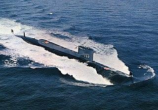 USS <i>Tullibee</i> (SSN-597)