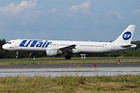 VP-BPO - A321 - S7 Airlines