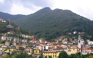 Ubiale Clanezzo Comune in Lombardy, Italy