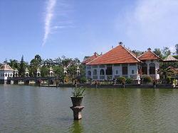 Ujung Water Palace - Main Building.JPG