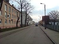 Ulica w Pieńsku.JPG