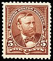 Ulysses S Grant 1894 Issue-5c.jpg