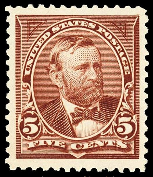 Ulysses S Grant 1894 Issue-5c