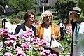 Una rosa alemana gana el concurso internacional 'Villa de Madrid' 02.jpg