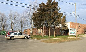 Unadilla Township Offices and Police Department Michigan.JPG