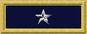 Addison Hiatt Sanders - Image: Union army brig gen rank insignia