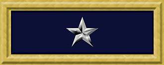 Joseph E. Johnston - Image: Union army brig gen rank insignia