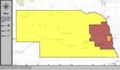 United States Congressional Districts in Nebraska, since 2013.tif