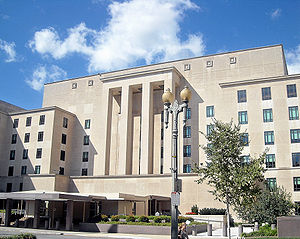 United States Department of State - Image: United States Department of State headquarters