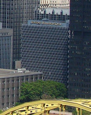 United Steelworkers - Headquarters in Pittsburgh: Five Gateway Center