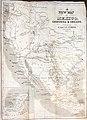 Unknown & Hughes A New Map of Mexico, California & Oregon 1846-1848 UTA.jpg