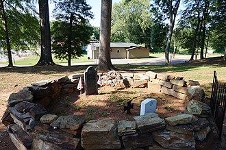 Secession Hill - Memorial for Unknown Soldier