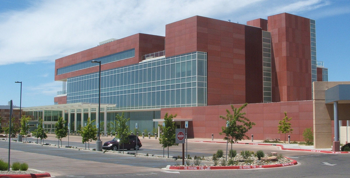 Image result for University of New Mexico Comprehensive Cancer Center
