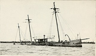 Spanish cruiser <i>Don Antonio de Ulloa</i>