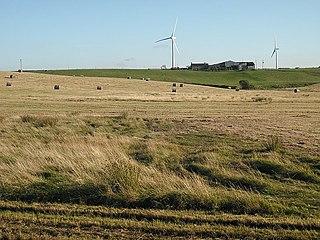 Upperton, North Lanarkshire village in United Kingdom