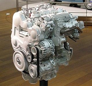 Volvo Engine Architecture Motor vehicle engine