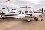 VH-EYY Hawker Beechcraft G36 Bonanza (8349852493).jpg