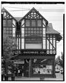 VIEW OF NORTH FACADE - Point Pleasant Hardware Company, 528 Arnold Avenue, Point Pleasant, Ocean County, NJ HABS NJ,15-PONPL,3-2.tif
