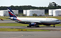 VQ-BBF - A332 - Aeroflot