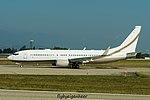 VQ-BOS Boeing 737-8GQ BBJ2 B738 - Bayam Holdings (29376031274).jpg